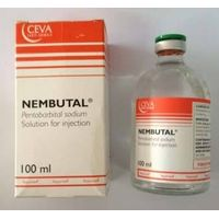 nembutal sodium pentobarbital