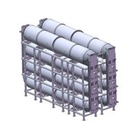 palm oil tank with heating coil thumbnail image