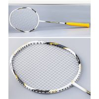 Aluminum Carbon Badminton Racket