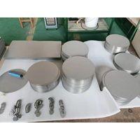 Stainless steel powder sintered porous filter disc thumbnail image