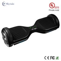 Self-balancing scooter with UL2272 certification thumbnail image