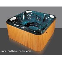 outdoor spa whirlpool surf massage bathtub thumbnail image