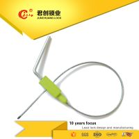 Truck trailers door cable lock high security aluminum cable security seal