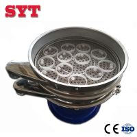 Coffee beans grading vibrating sieve shaker machine