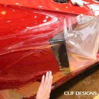 Paint protection film for car self healing self adhesive clear bra automotive shield film PPF