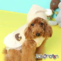 Isbonbon brand dog hoodie