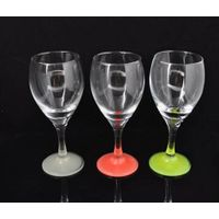 hot sale night light glass goblet