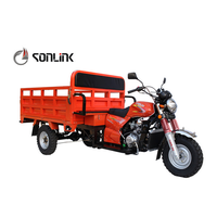 150cc/200cc china EEC three wheels cargo tricycle(SL200-ZH)