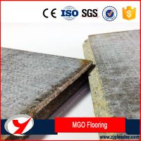 18mm Fireproof Red and Grey Mgo Board For Floor