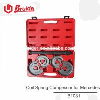 AUTOMOTIVE SERVICE TOOL SET(B1031) of Coil Spring Compresfor Mercedes/automotive tool