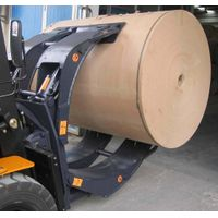 Forklift Attachments, Paper Roller Clamps