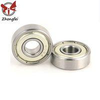 Deep groove ball bearing 608 iron bearing
