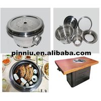 commercial bbq grills for sale,stainless steel metal type and charcoal grills