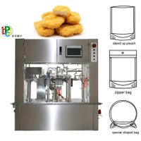 Frozen Chicken Automatic Pouch Packing Machine