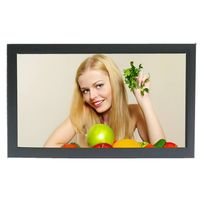 10inch Full HD VGA DVI 12v battery hdmi multi LCD video player monitor displayer