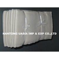 100% Organic Cotton or Bamboo fiber Prefold Diapers