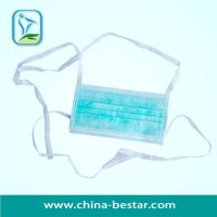 Free Sample 3-Ply Non-Woven Face Mask With Easy Tie thumbnail image