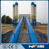 Ready Mixed Concrete Mixing Plant For Sale HZS120 In Russia thumbnail image