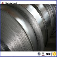 30g to 80g zinc coating galvanized steel coil galvanized steel strip
