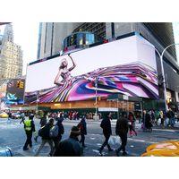p4 HD Outdoor LED digital signage displays, Outdoor Advertising Display thumbnail image