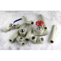 PPR plastic pipe fittings
