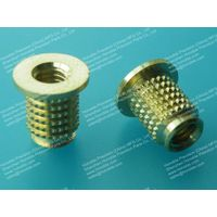 Brass Barb nuts, Barbed Inserts