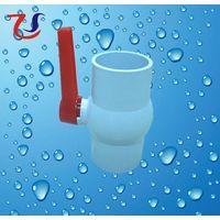 "1/2"" Ball valve PVC"