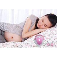 Angeltalk fetal doppler heart rate ultrasound monitor