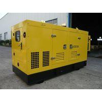 8kVA Soundproof  Diesel Generator Set / Silent Type Generator