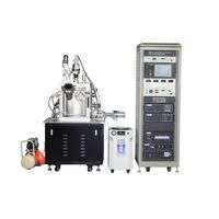 electron beam evaporation coater for evaporating various refractory metal materials thumbnail image