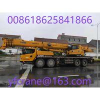Cheap sell XCMG QY50ka,used 50 ton truck crane,used50 ton mobile crane thumbnail image