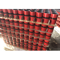 """API 5CT tubing and casing coupling 2-3/8""""-20"""" with high performance for oilfield"""