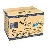 Nitrile Medical VGlove - Powder free thumbnail image