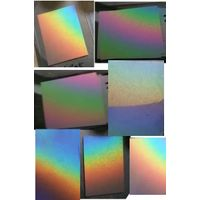 Laser mirror silver slurry