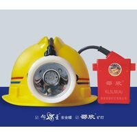 Safety helmet and miner lamp together thumbnail image