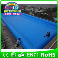 Guangzhou Qin Da Inflatable swim pool