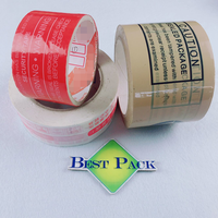 Colored Printed Bopp Tape For Adhesive