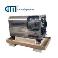 Refrigerant recovery machine Hot Sale CMEP-OL Good Quality