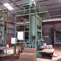 ESSAR 405 COCO PEAT (COIR PITH) GROWBAG SLAB MAKING MACHINE