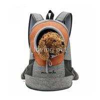 Dog Chest Front Pack Dog Carrier Bag Backpack Pet Sling Carrier thumbnail image