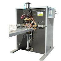 Four-point positioning cage top welding machine thumbnail image