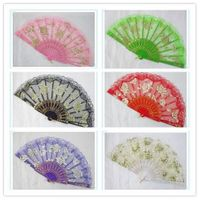 lace fan for wedding or party or other events