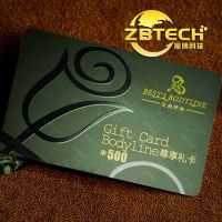 plastic gift card/membership card thumbnail image
