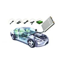 Real Time Vehicle Car GPS Trackers AVL Device with Free Service Charge Platform Alarm Function vehic