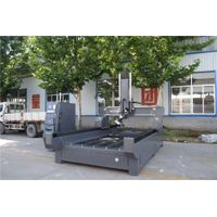 4 axis atc cnc router with spindle rotating 9KW atc spindle thumbnail image