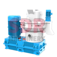 Shindery ring die biomass/wood pellet mill,pellet making machine thumbnail image