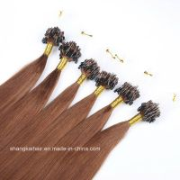 5A Remy Hair Extension Brazilian Hair Micro Ring Loop Hair
