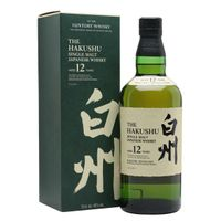 Hakushu Single Malt Japanese Whisky 12Yrs - 70cl thumbnail image