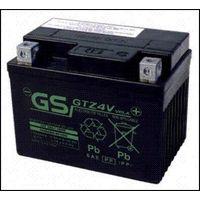 GTZ4V (Maintenance Free Battery - Sealed Type)