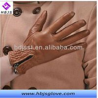 New arrival hot sale mens leather driving gloves thumbnail image